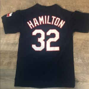 "⚾️ Vintage Texas Rangers Shirt ""Hamilton"""